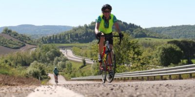 tuscan maremma cycling