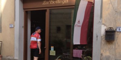eroica race in Tuscany