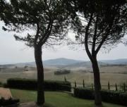 tuscan countryside bike trip