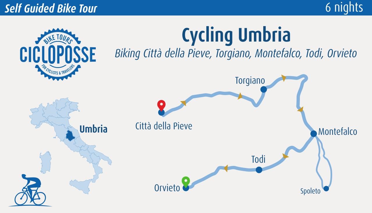 Cycling Umbria