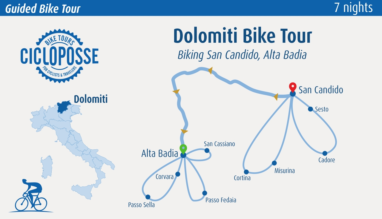 Dolomiti Bike Tour