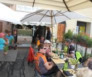 bike tour Toscana food