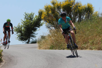 bike trip Tuscany - terre siena