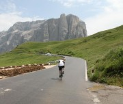 biking dolomites