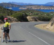 challening bike trip italy