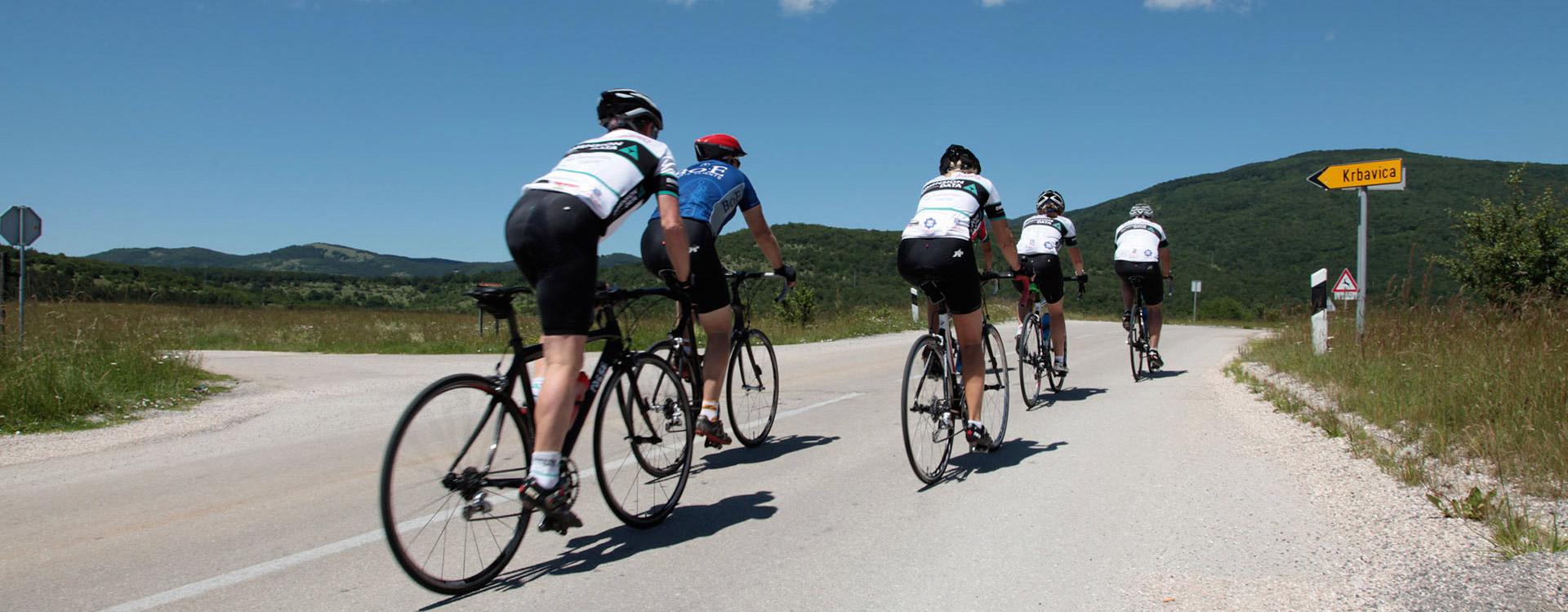 Croatia Bike tour