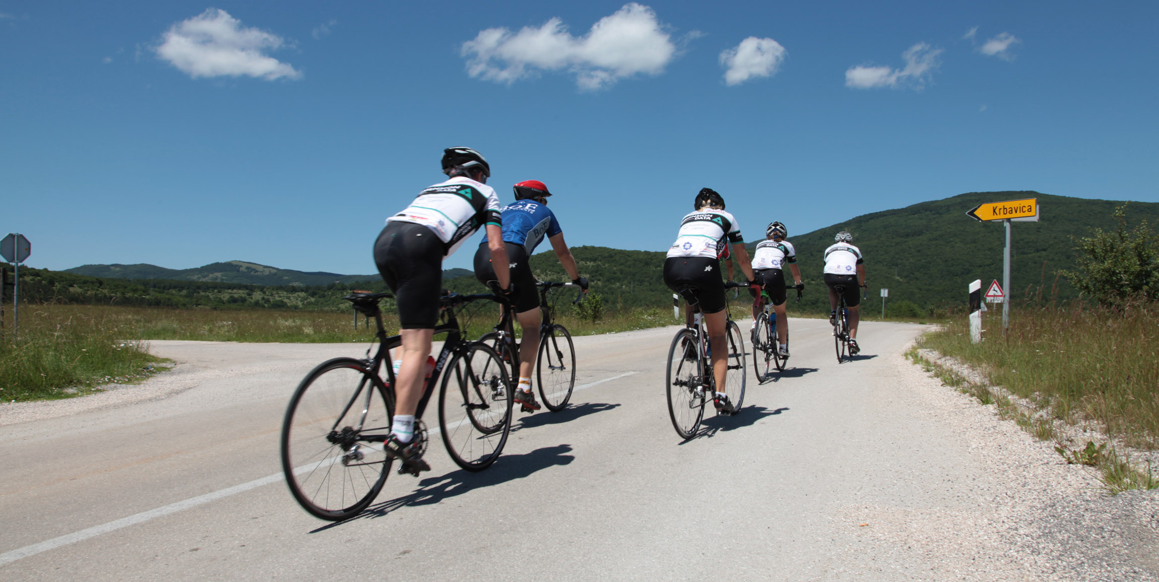 croatia biking