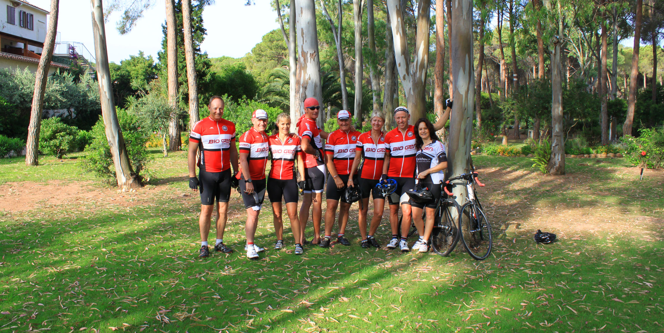 Sardinia Beaches Bike Trip