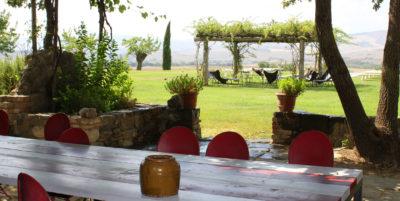 private villa tuscany