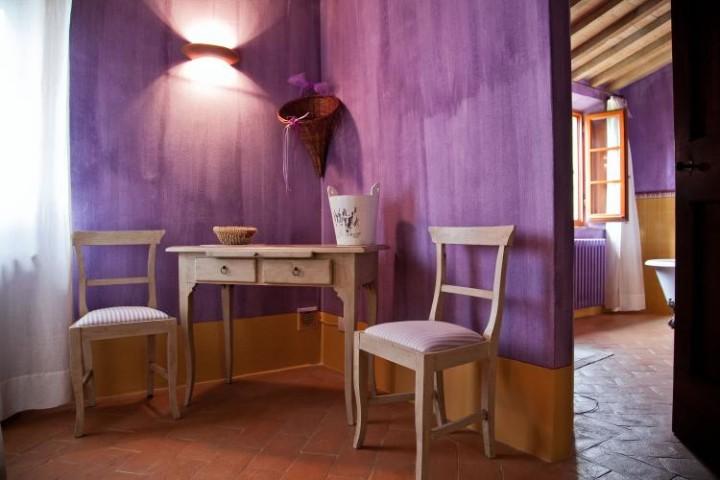 vacation villa italy pienza