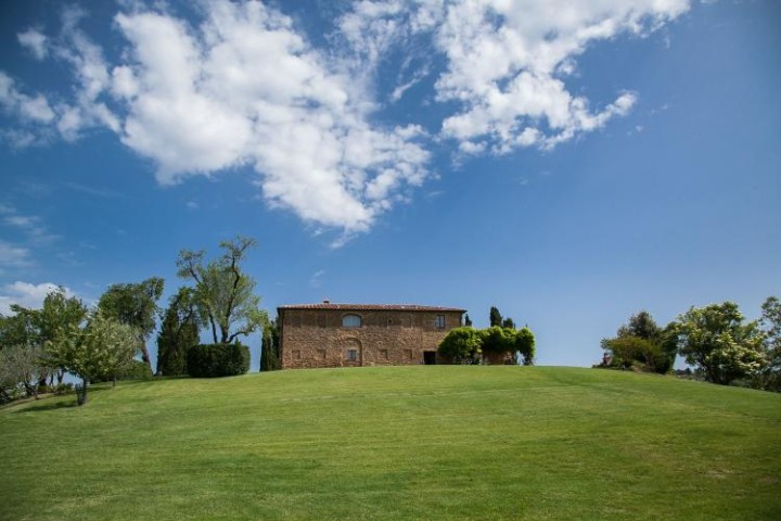 villa in italy Montepulciano