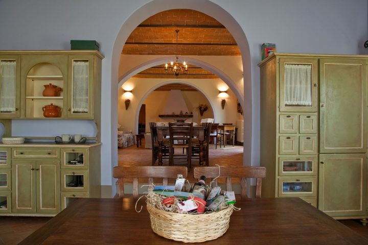 villa Tuscany luxury