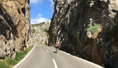 bike tour Mallorca