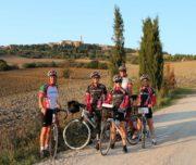 tuscany bike trip