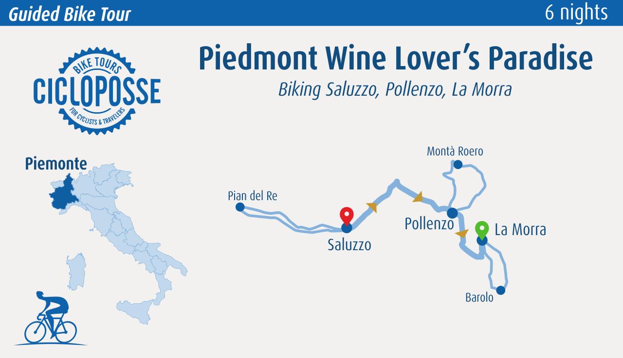 Piedmont bike tour
