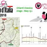 Giro d'Italia 2016 – Chianti stage