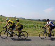 tandem bike tour france