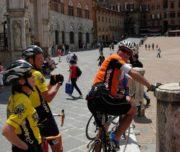 Siena by bike