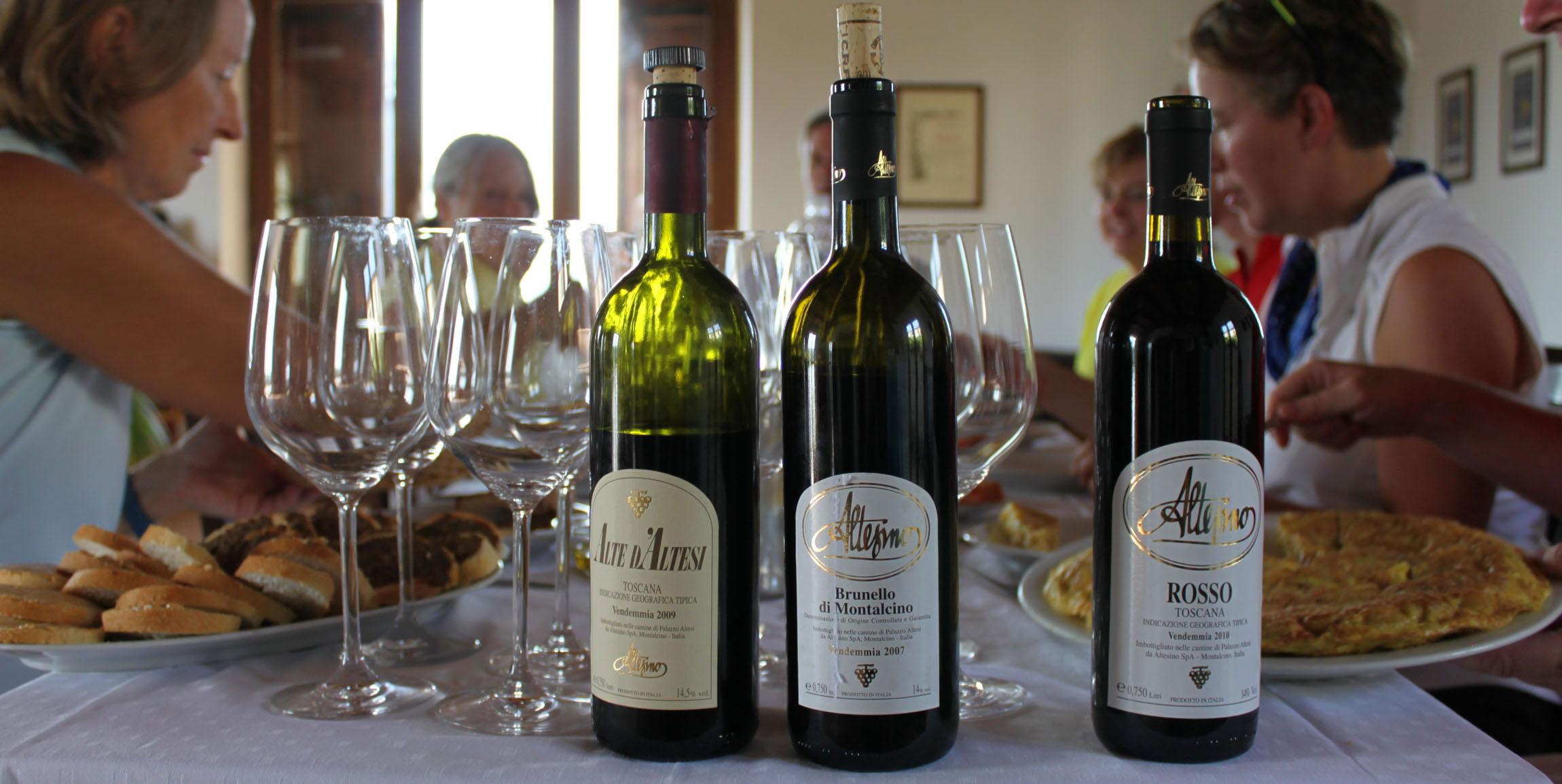 Wine tour Montalcino