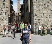 florence bike trip