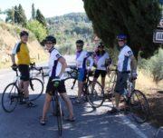 road bike tour Italy