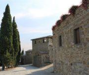 tuscan contryside bike trip
