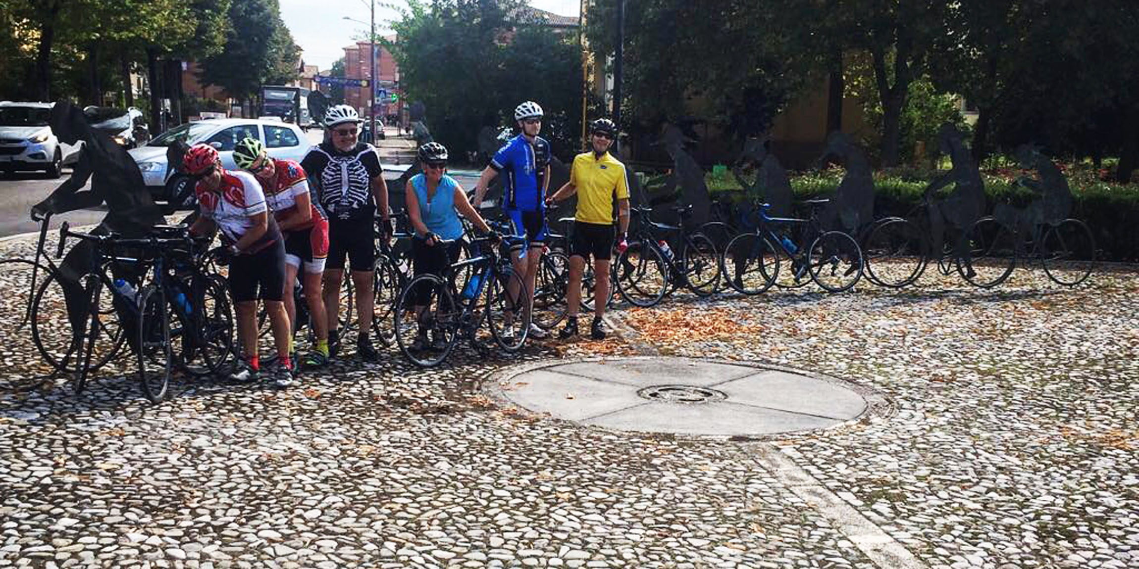Emilia Romagna Cycling Trip