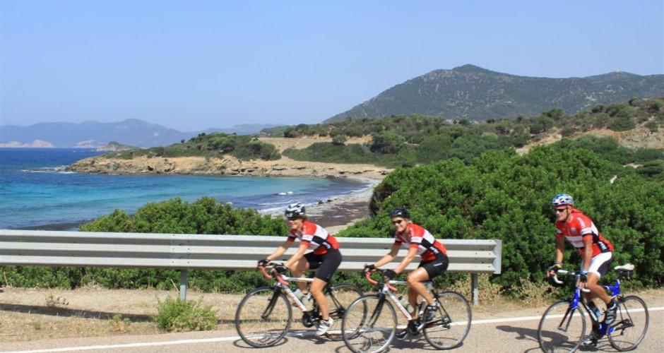 selfsardnia051 Sardinia Island Cycling