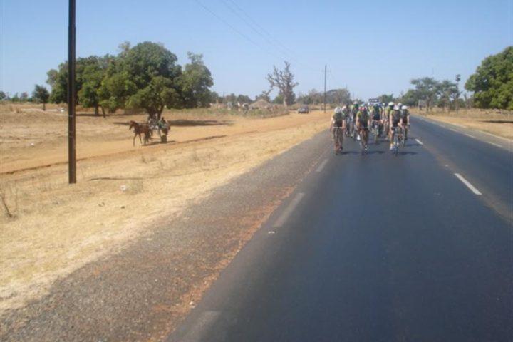 bamako africa cycling