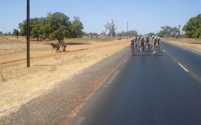bike tour Africa