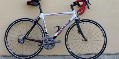 race bike carbon frame