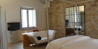 nice hotel in Pienza - bike tour