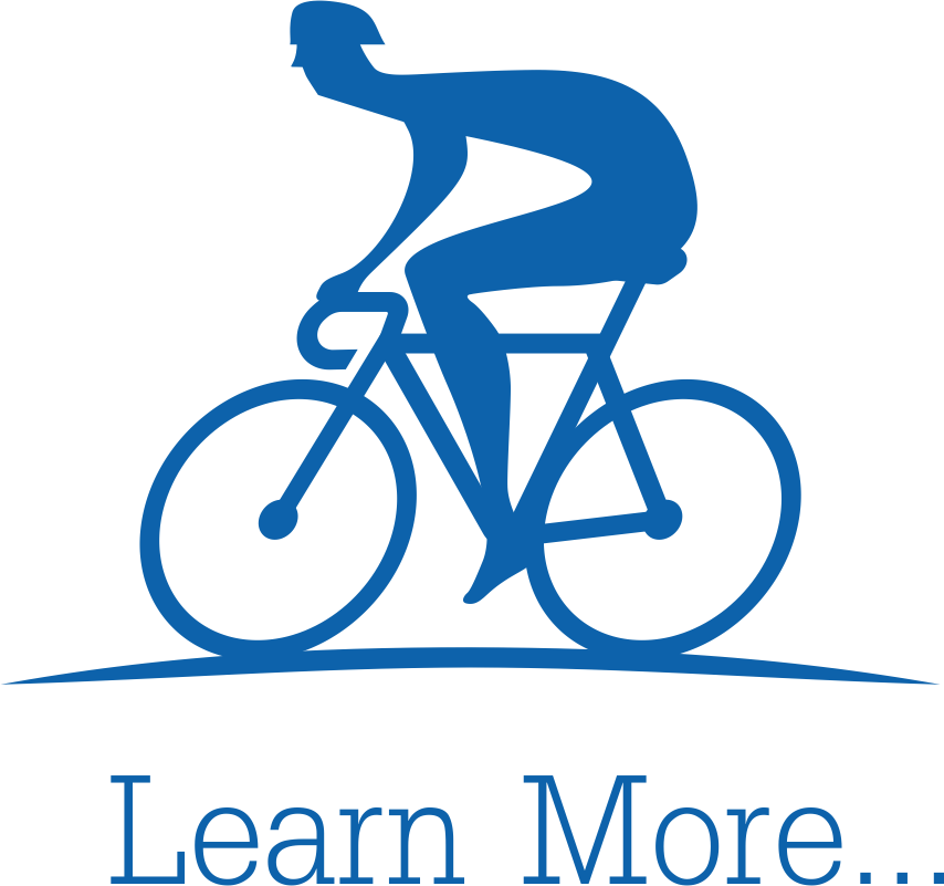learn more icon Guided Bike Tours