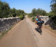 Italy bicycling tour