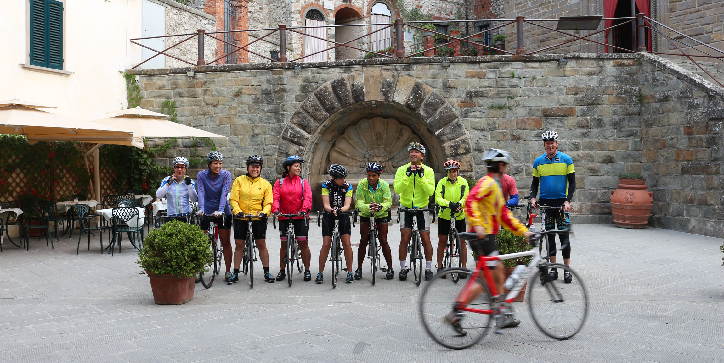 bike tour Tuscany