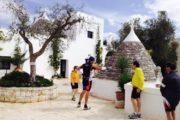 cycling vacation Puglia