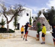 cycling vacation Puglia