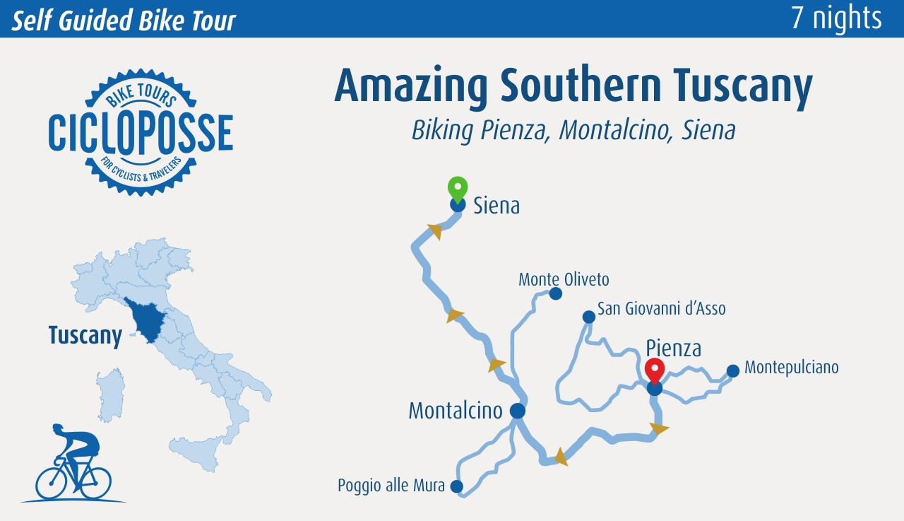 Amazing Southern Tuscany