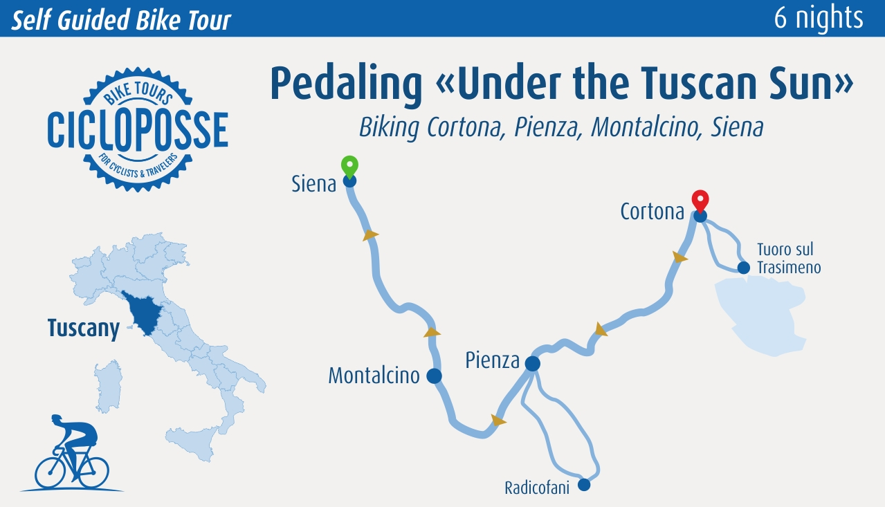 Pedaling Under the Tuscan Sun