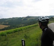 bike tours umbria