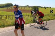 biking in Europe