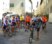 chianti cycling vacation