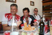 cycling at dolomites
