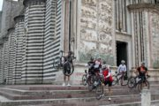 cycling in umbria italy