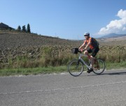 cycling trip val d'Orcia