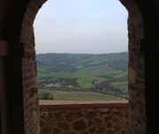 cycling vacation Montalcino