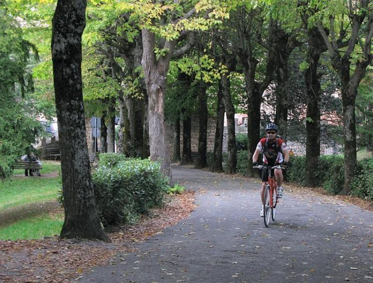 Bike Tour Umbria, the Green Heart of italy