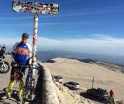 climb mont ventoux