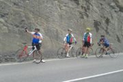 road bike tour spain