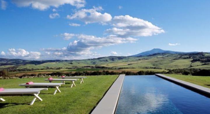 great villa rental italy